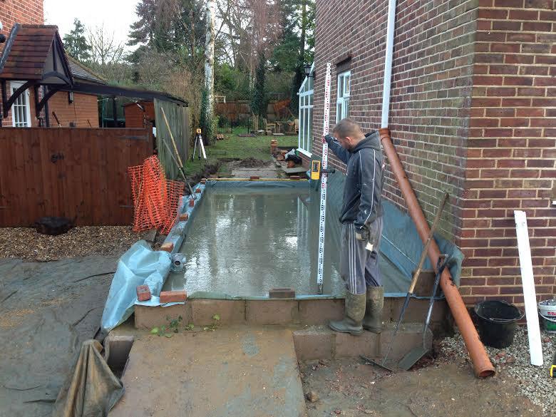 Extension, Storm Porch, Wet Room - Bourne End, Bucks