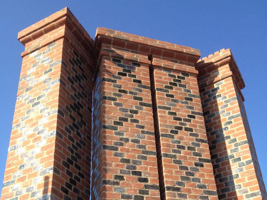 Chimney Renovation - Hamden House