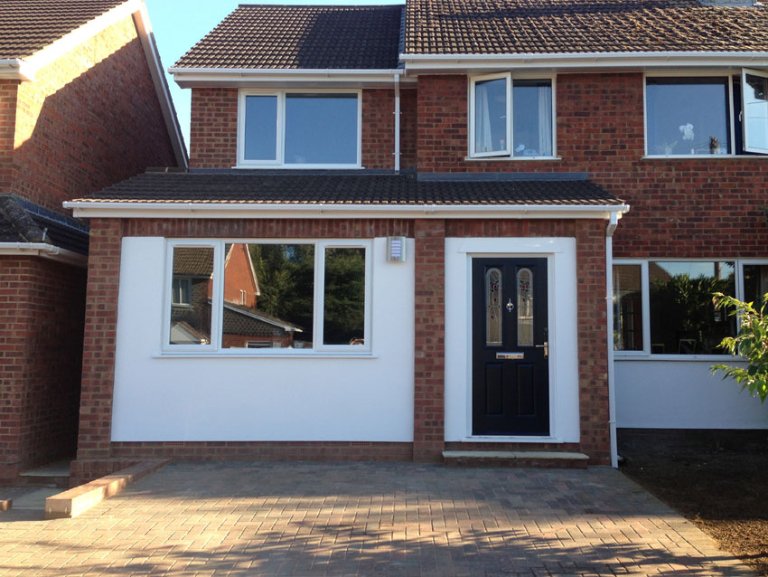 Double Storey Extension - Thame