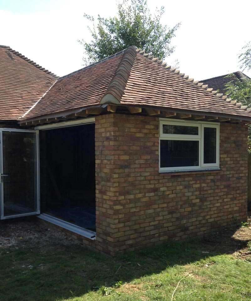 Single Storey Extension - Chalfont St Peter