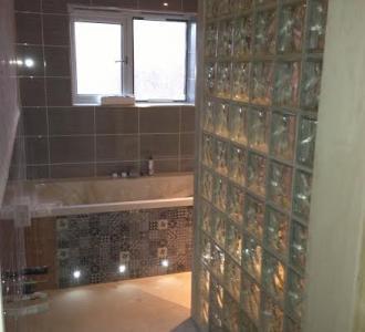 Modern bathroom update in Thame