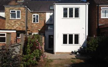 Double Storey Timber Frame Extension and Renovation - Thame