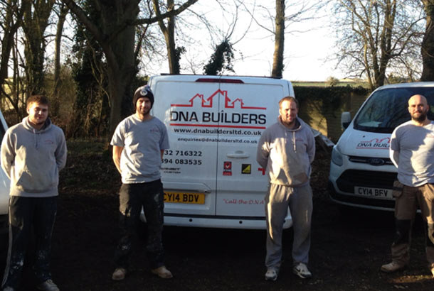 DNA Builders are a family building business based in Thame, Oxfordshire
